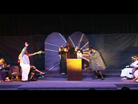 The Rapture.. What Will It Be Like Stage Play