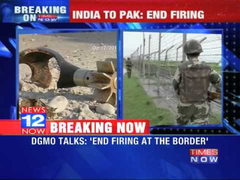 India talks tough to Pakistan over ceasefire violations
