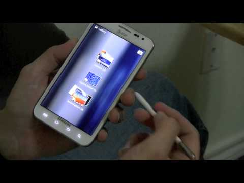 Samsung Galaxy Note Part 2: Review