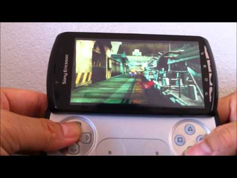 Review SonyEricsson XPERIA Play : PSX Emulator Test by Happyman