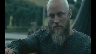 Vikings - Sad scene - Ragnar's vision of the past | HD
