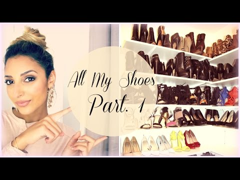 All my Shoes Tag ❤  Part.1