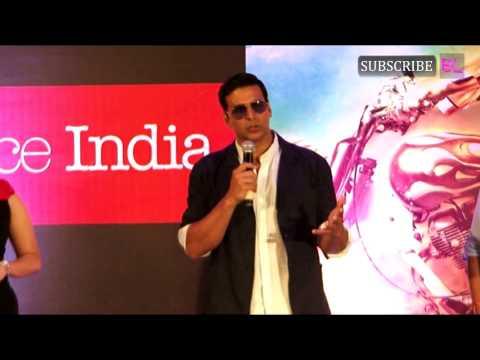 Did Akshay Kumar take a potshot at Aamir Khan