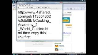 How To Download Cooking Academy 2 World Cuisine