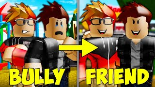 Bully to Friend: A Sad Roblox Bloxburg Movie