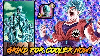 GET EVERYTHING YOU NEED FOR LR COOLER BEFORE IT LEAVES! | DRAGON BALL Z DOKKAN BATTLE