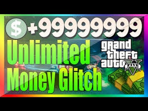 GTA Money Glitch *NEW* Unlimited Money Glitch In GTA Online (GTA 5 Money )