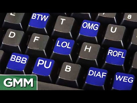 The FBI's Internet Slang List