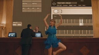 Download Lagu Taylor Swift - Delicate (Remake + MIDI) Gratis STAFABAND
