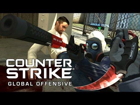 » Counter-Strike: Global Offensive « - Comeback Time! - de_Nuke - [Deutsch] [4K]