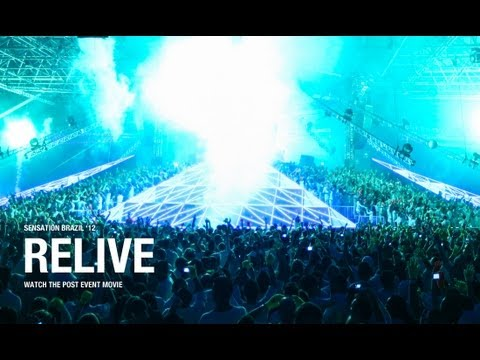 Sensation Brazil 2012 'Celebrate Life' post event movie