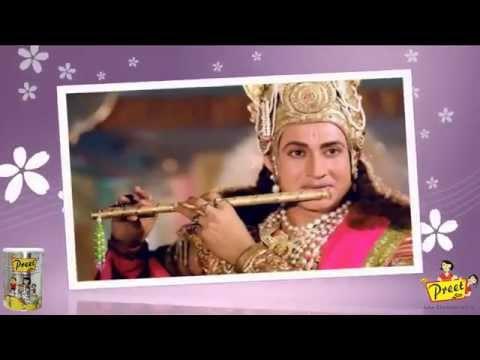 Shri Krishna Song | Shri Krishna Best Song | Best Janmashtami Songs | Kajrare Tere Mote Mote Nain video