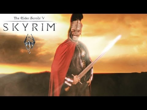 The Elder Scrolls V: Skyrim Angry Review