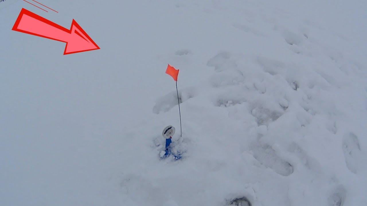 Все видео ловля на жерлицы зимой
