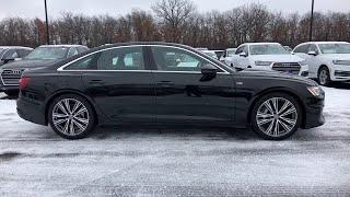 2019 Audi A6 Lake forest, Highland Park, Chicago, Morton Grove, Northbrook, IL A190196