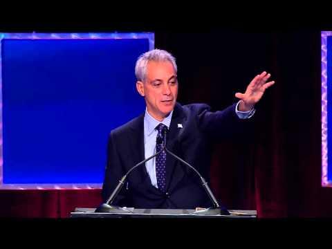 National Summit 2013: Lunch Keynote by Chicago Mayor Rahm Emanuel