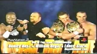WWE Royal Rumble 2003 Matchcard