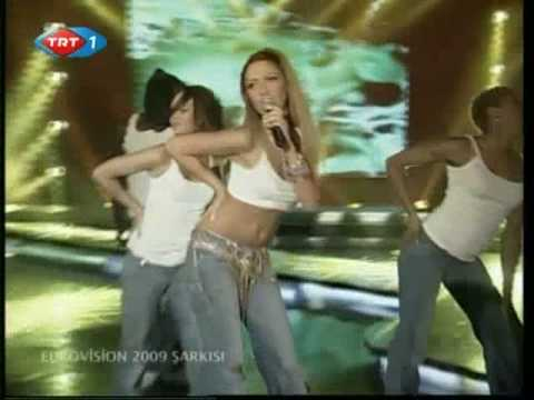 Eurovision 2009: Turkey's Song Presentation - Hadise -  Düm Tek Tek video