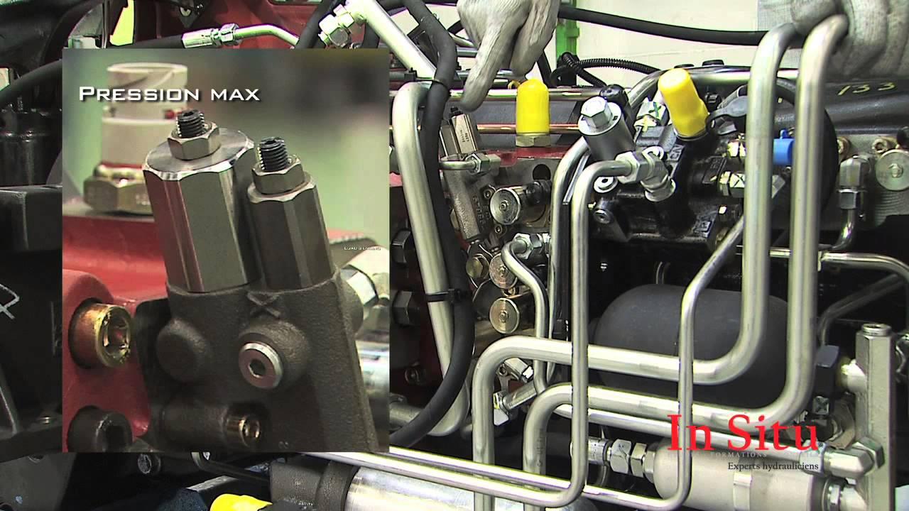 Dvd L Hydraulique Du Tracteur In Situ Experts