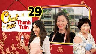 CHAT VỚI THANH TRẦN #29 FULL| Mẹ bỉm sữa nghị lực phi thường sau 2 lần sinh mổ và 'đổi mạng' cho con