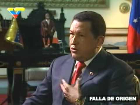 Entrevista BBC Hugo Chávez VERSIÓN SIN CENSURA 2/2 - NO CENSORSHIP