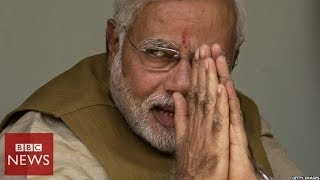 Who is India's leader Narendra Modi? BBC News