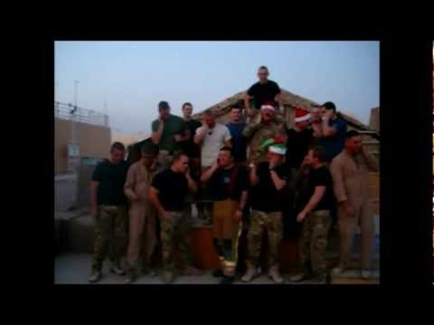 RAF Fire and Rescue Service, Afghanistan 2011 - Band Aid