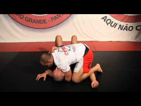 Brazilian Jiu Jitsu Cyborg No Gi Triangle #2 From Knee On Belly Brazilian Jiu Jitsu Image 1