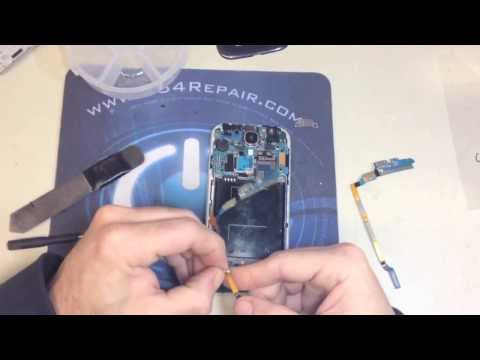 Samsung Galaxy S4 Charging Port Repair - www.254repair.com