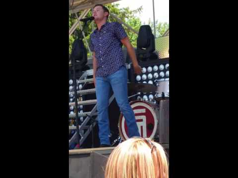 The Trouble With Girls -Scotty McCreery