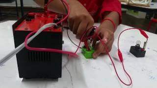 Thinkttt Clip : โครงงานคอมพิวเตอร์ ตอน Amazing circuit การต่อวงจรไฟฟ้าขั้นพื้นฐาน