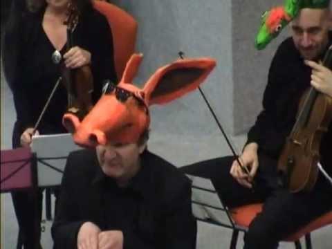 06 Carnevale degli animali – CANGURI – ALESSANDRO TRICOMI (Canguro e Pianoforte).flv