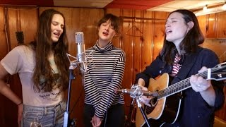The Staves: These Days | Peluso Microphone Lab Presents: Yellow Couch Sessions