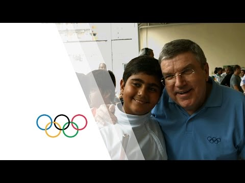 Every Change Starts With The Change of a Human Being | IOC President Thomas Bach | IDSDP 2015