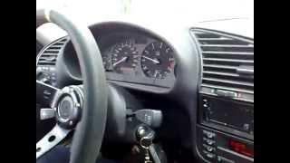 AMAZING!!! BMW E36 328 TURBO 400HP 0-60mph 4sec.