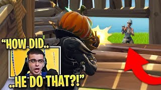 Nick Eh 30 BLOWN AWAY by Fortnite Pro SMARTEST Plays (Fall Skirmish Week 4 Highlights)
