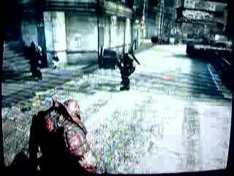 Gears Of War Bug Surf