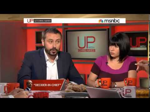 Brave reporter destroys biased MSNBC panel on Obama's Foreign policy