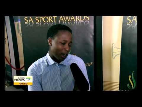 SA Sports Awards nominee