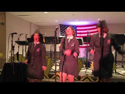 Holy Apostles Cabaret: Company B's, Bugle Boys