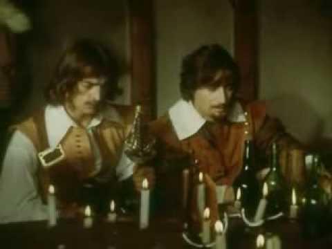 д'Артаньян и три мушкетера - Песня Атоса о Миледи.flv
