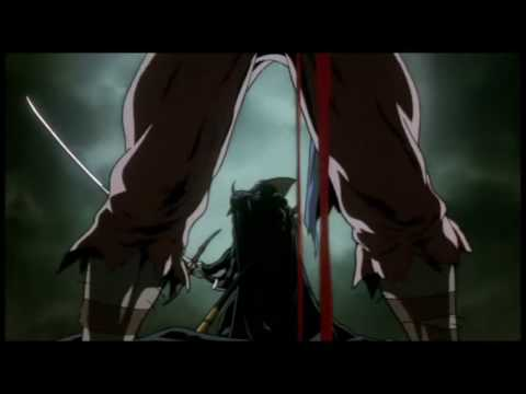 Infected Mushroom - Heavyweight - Vampire Hunter D AMV