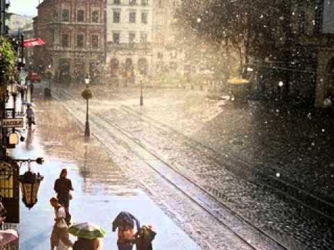 Скрябін - Най буде дощ