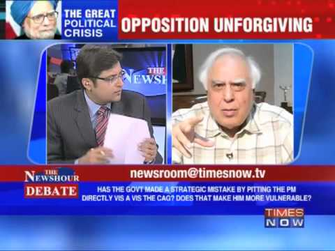 Newshour Direct: Kapil Sibal (Part 2 of 2)