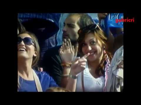 Napoli Torino 2 0 Tifose belle e simpatiche – Football, beautiful and funny girl fans