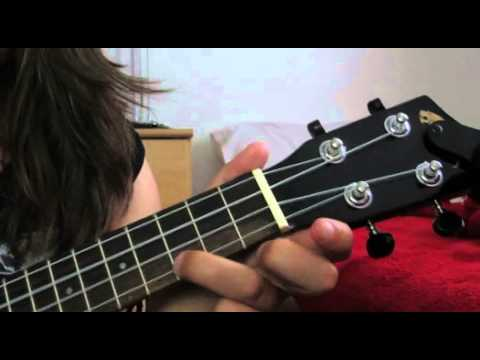 Welcome to my life SIMPLE PLAN Ukulele Tutorial