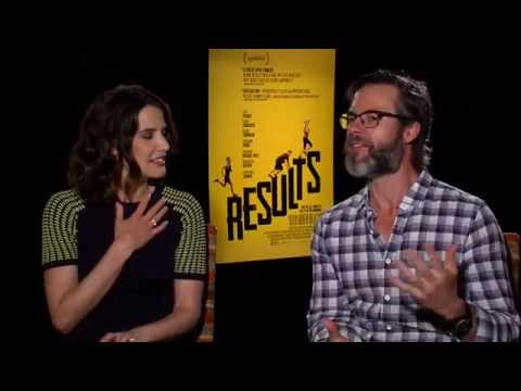 Exclusive Interview: Cobie Smulders And Guy Pearce Talk Results [HD]