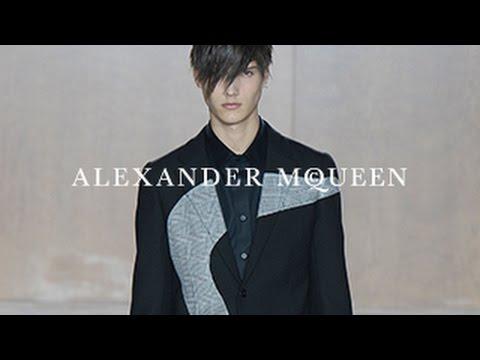 Alexander McQueen | Men's Spring/Summer 2015 | Runway Show