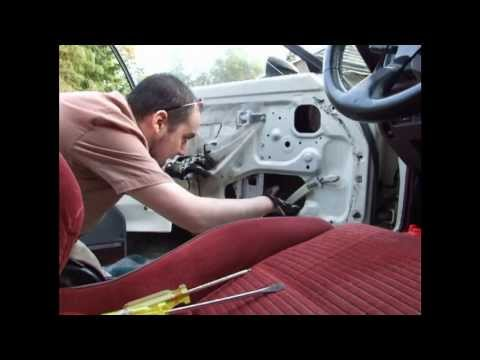 How To Fix Your Car's Electric Windows, Slow Moving Or Stuck They Can Be Repaired.
