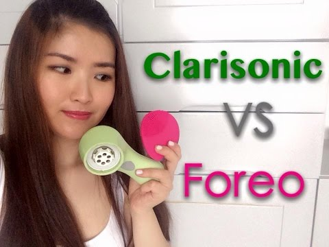 Foreo VS Clarisonic Review 洗面機用後感真心分享  cheerS beauty